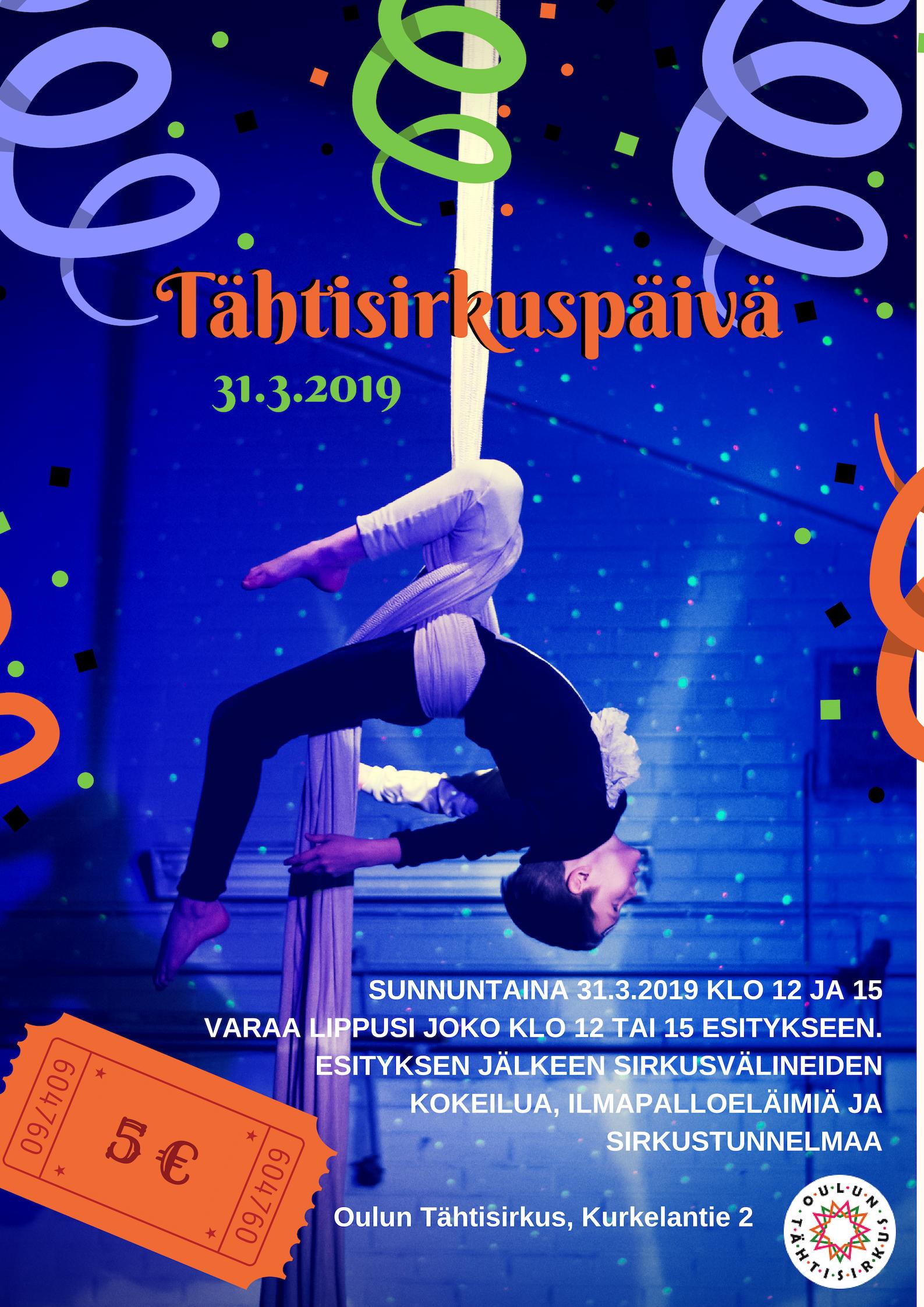 Oulun Tähtisirkus